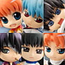 Petit Chara Land Gintama Ketsuno Announcer`s Weather Forecast 10 pieces (PVC Figure)