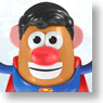 DC Comics - - Playschool Mister Potato Head: Superman (Completed)