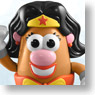 DC Comics - - Playschool Mister Potato Head: Wonder Woman (Completed)
