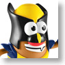 Marvel - Playschool Mister Potato Head: Wolverine (Completed)