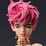 Super Figure Action [JoJo`s Bizarre Adventure] Part V 54.Trish Una (Hirohiko Araki Specify Color) (PVC Figure)