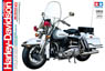 Harley-Davidson FLH1200 Police Bike (Model Car)