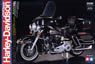 Harley Davidson FLH Classic Black Version (Model Car)