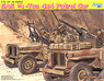 WW.II British Army SAS 1/4-Ton 4x4 Patrol Car w/...