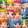 Petit Chara Series Smile PreCure! 10 pieces (PVC Figure)