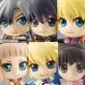 Petit Chara [Tales of] Series with puchitto! 10 pieces (PVC Figure)