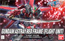 Gundam Astray Red Frame (Flight Unit) (HG) (Gundam Model Kits)