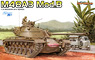U.S. Army M48A3 Mod.B Patton (Plastic model)