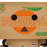 Revoltech Danboard Mini JA Ehime Mandarin Box Version (PVC Figure)