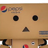 Revoltech Danboard Mini Pepsi Version (PVC Figure)