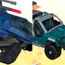 G.I. Joe: Retaliation - Hasbro Action Figure: 3.75 Inch / Vehicle Level 3 2013Ver. 2 (1 Set Of 2 Asst) (Completed)
