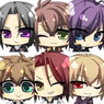 Hakuouki Western Clothes Version Collection Figure 8 pieces (PVC Figure)