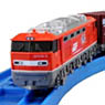 PLARAIL Advance AS-05 EF510 Red Thunder (4-Car Set) (Plarail)