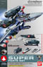 Super Parts Set for VF-1 Valkyrie (Plastic model)
