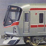 1/80 Metropolitan Intercity Railway Series TX-2000 Late Edition Standard Four Car (A) Set (Basic 4-Car Set) (Pre-colored Completed) (Model Train)