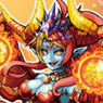 PUZZLE & DRAGONS 覚醒 ヘラ・ウルズ (キャラクターグッズ)