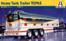 Heavy Tank Trailer `TOPAS` (Model Car)