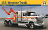 U.S. Wrecker Truck (Model Car)