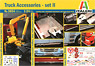 Truck Accessories set2 (Model Car)