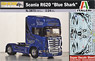 Scania R620 `Blue Shark` (Model Car)