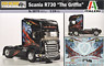 Scania R730 `The Griffin` (Model Car)
