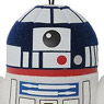 Star Wars x Pacific League/ Astromech droid keychain Saitama Seibu Lions ver (Completed)