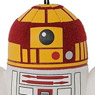Star Wars x Pacific League/ Astromech droid keychain  Tohoku Rakuten Golden Eagles ver (Completed)