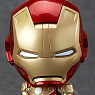 Nendoroid Iron Man Mark 42: Hero`s Edition + Hall of Armor Set (Completed)