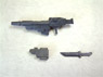Weapon Unit MW03R Grenade Launcher Dugger (Material)