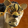 Excellent Model Portrait.Of.Pirates One Piece `MAS` Rob Lucci Ver.Panther (Kamiebushin) (PVC Figure)