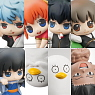 Ochatomo Series Gintama Would You Like to Rest a Little? (Set of 8) (PVC Figure)