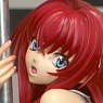 High School DxD Rias Gremory Pole Dance ver. (PVC Figure)