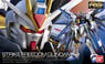 ZGMF-X20A Strike Freedom Gundam (RG) (Gundam Model Kits)