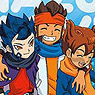 Inazuma Eleven GO Stone Paper Book Cover Collection 8 pieces (Anime Toy)