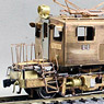 1/80(HO) J.N.R. Electric Locomotive Type EF13 Box Type B-Type (Unassembled Kit) (Model Train)
