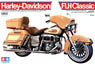Harley Davidson FLH Classic (Model Car)