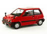 Honda City Turbo 1982 (Red) (Diecast Car)
