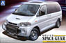 Delica Space Gear (Model Car)