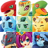 Puzzle & Dragons Collection Satan`s Dungeon 10 pieces (PVC Figure)