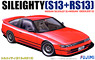 New Sileighty S13+RS13 (Model Car)