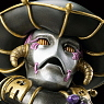 Statue Legend [JoJo`s Bizarre Adventure Part 5] Black Sabbath (PVC Figure)