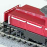 HO EB Switcher Locomotive C Body Kit (Unassembled Kit) (Model Train)