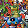 Dragon Quest 144pieces Jigsaw Puzzle - Monster assembly! (Anime Toy)