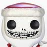 POP! - Disney Series: The Nightmare Before Christmas - Santa Jack Skellington (Completed)
