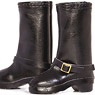 Engineer Boots (Black) (Fashion Doll)