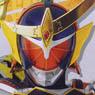 Kamen Rider Gaim Kit 10 pieces (Shokugan)
