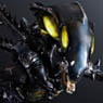 Aliens Colonial Marines Play Arts Kai Spitter (PVC Figure)