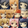 Petanko Mini! Trading Figures: Sword Art Online 10 pieces (PVC Figure)