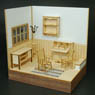 1/24 Reading Room (Craft Kit) (Accessory)