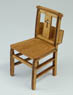 1/12 Church Chair (Craft Kit) (Fashion Doll)